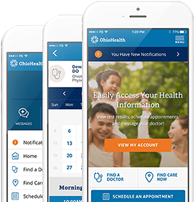 You Can Also Sign Up In The Ohiohealth Mychart