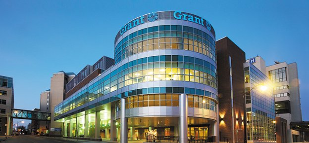Grant Medical Center in Columbus, Ohio | OhioHealth