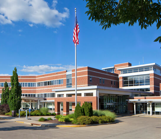 OhioHealth Shelby Hospital in North Central Ohio