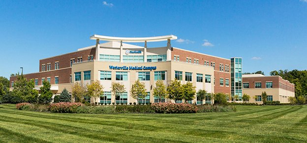 Ohiohealth Westerville Medical Campus In Central Ohio
