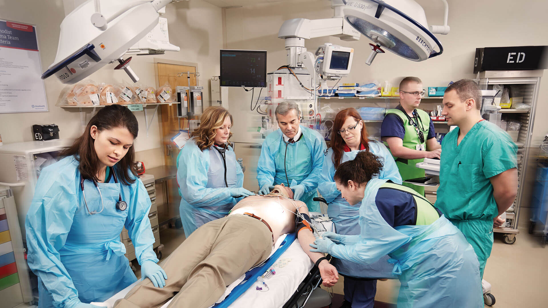 Trauma Emergency Surgery Fellowship - Grant Medical Center